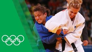 Sarah Menezes [BRA] relives her London 2012 Judo gold