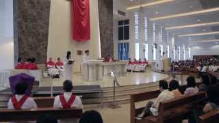 Pasio - Kisah Sengsara Yesus Kristus, karangan Yohanes