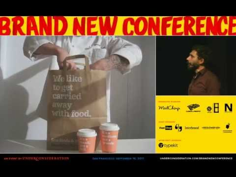 Brand New Conference - Branding - Matteo Bologna