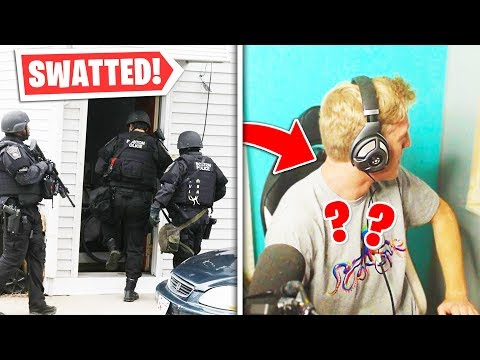 6 Fortnite Streamers Who Got SWATTED Live!