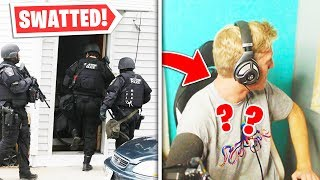 6 Fortnite Streamers Who Were SWATTED Live! thumbnail