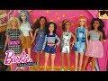 Desfile de Moda con Muñecas Barbie Ropa, Vestidos Accesorios Fashionistas 2017