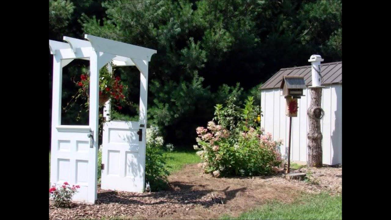 Diy Outdoor Furniture Ideas Amazing Upcycled Garden Ideas