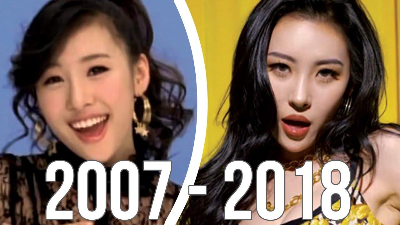 SUNMI EVOLUTION (2007-2018) (updated) #1