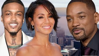 Jada Pinkett DENIES ever being in a relationship with August Alsina | Messy