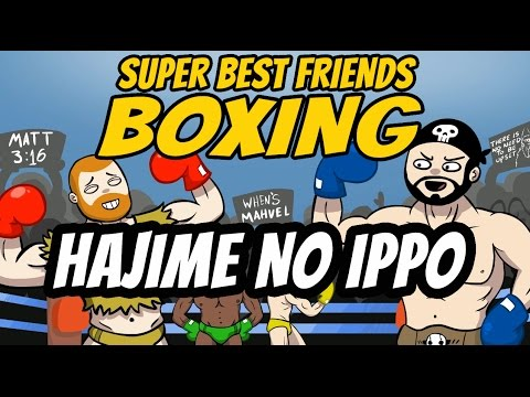 Super Best Friends Boxing: THE FIGHTING - Hajime No Ippo - The Fighting