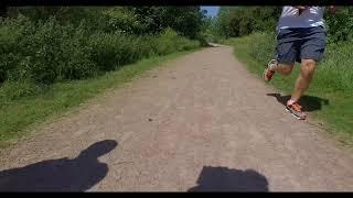Going For A Walk With Dji phantom 3 pro Dobbs Weir Hoddesdon Hertfordshire 4k