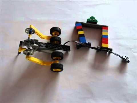 Lego: Chodzący Robot