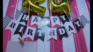 Kejutan ulang tahun romantis untuk kekasih