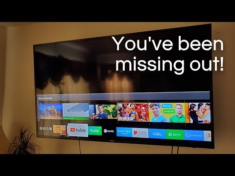 How To Enable The Secret Samsung Smart TV Dark Mode!