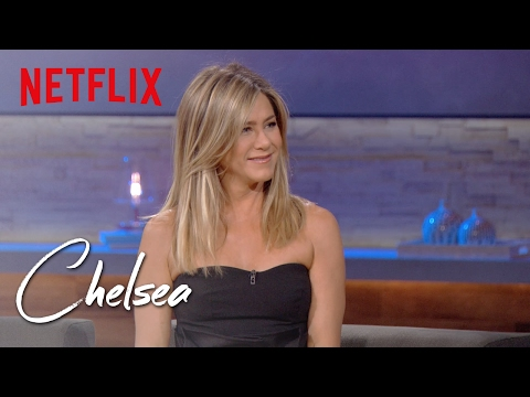 Jennifer Aniston Recalls Her Past Jobs (Full Interview) | Chelsea | Netflix