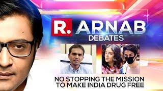 Mumbai drugs probe: Sameer Wankhede targeted for carrying out duty?   Arnab Goswami Debates