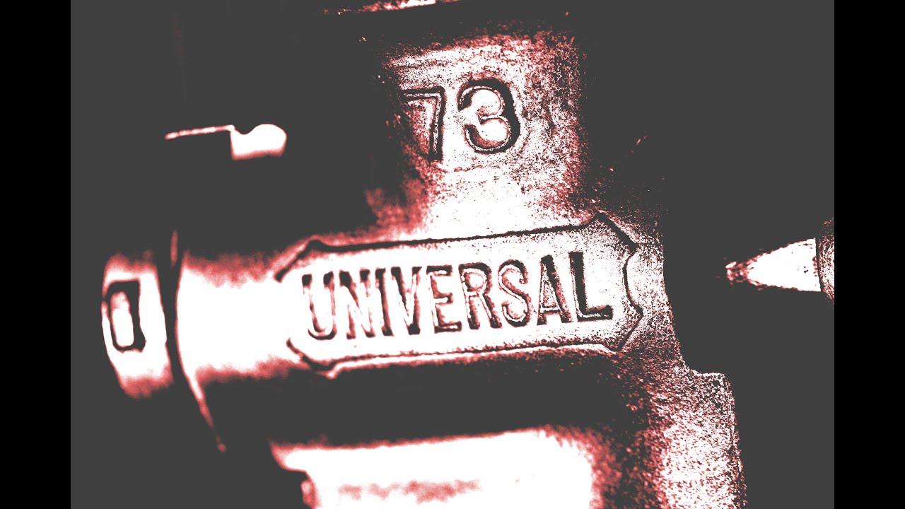 Vintage l f c grinder