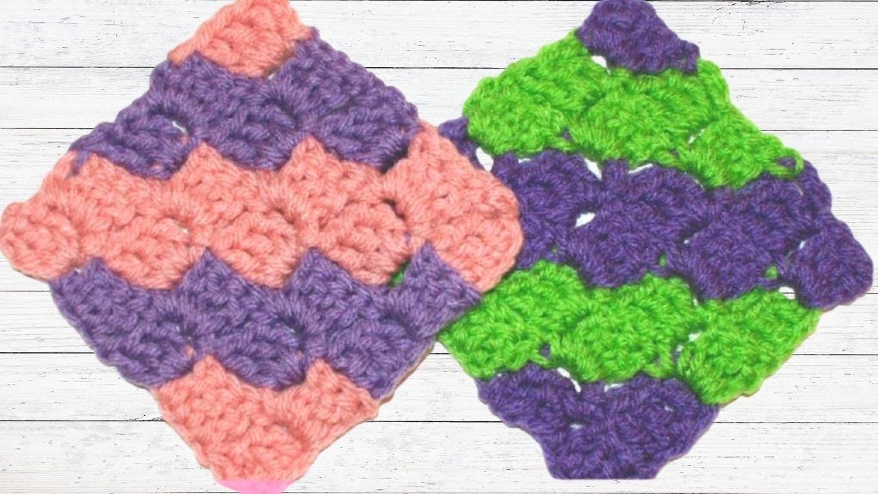 Crochet the corner to corner 'C2C' blanket - Crochet Jewel ...