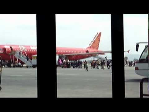 Kathmandu Airport 加德滿都 - Check-in 登機 day 8 - 4 ( Nepal )