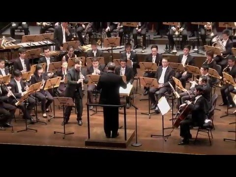 Il Concerto For Clarinet And Concert Band