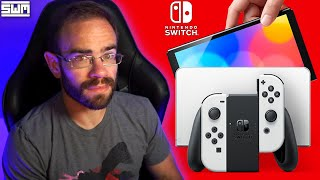 So A New Nintendo Switch OLED Model Was Announced...