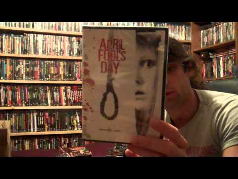 Mostly Horror DVD, Blu-Ray, VHS Collection Update 06/16/13