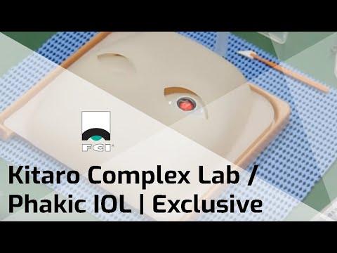Vignette Kitaro Complex Lab | Training Kit | Phakic IOL implantation