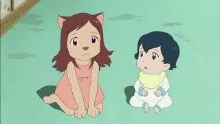 (AMV) Rockabye \\ Волчьи дети Амэ и Юки