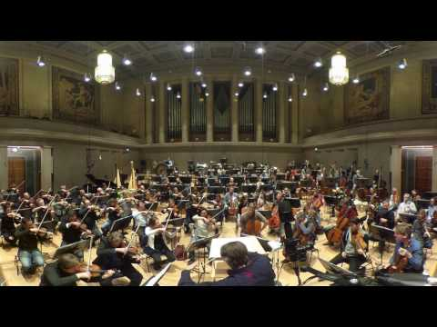 Herkulessaal: 360° Dirigentenposition