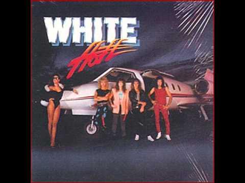 White Hott - Angel In Leather 1987 (FULL LP) [Heavy Metal]