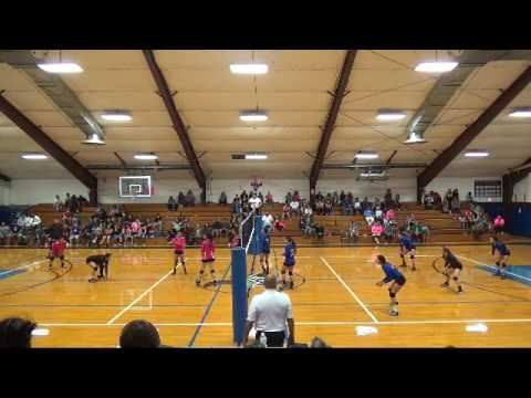 Red Cloud High School Volleyball