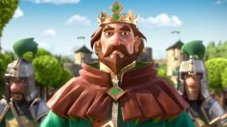 Empire: Four Kingdoms - New King