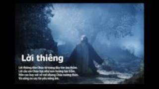 Lời Thiêng   Xuân Tưởng   Hoà Tấu Thánh Ca Hay
