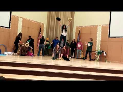 Green Bay East KinderCare Teacher Dance