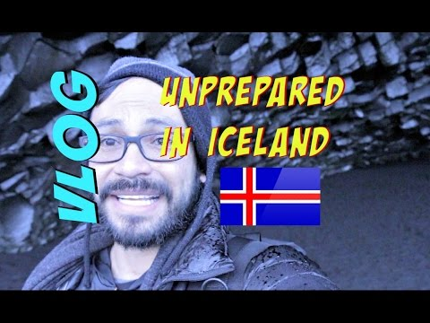 Unprepared in Iceland. I ruined my 1st day in Iceland. Unprepared Iceland - Vlog