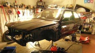 1989 BMW E30 320i SE Restoration