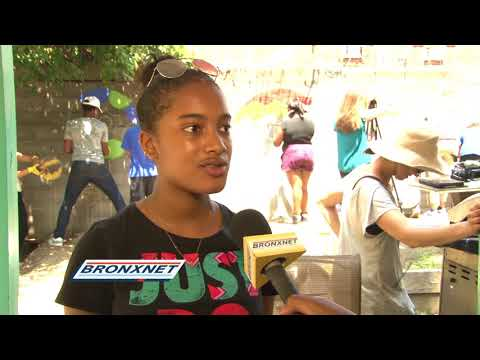 BP DIAZ and BRONX YOUTH CORPS HOST DAY OF SERVICE PROGRAM 1