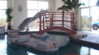 Garden Bridges Koi, Pond, Build, Construction, Filter, Japan Www.redwoodbridges.com
