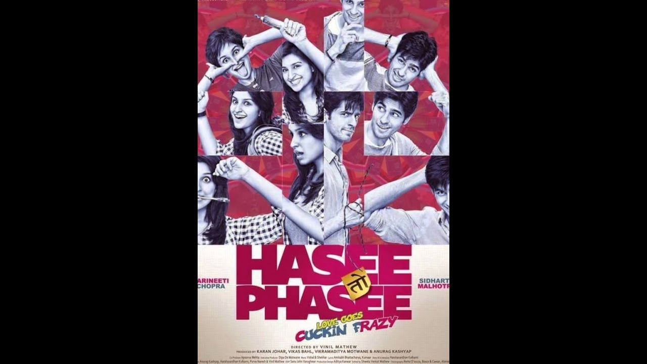 hasee toh phasee full movie with english subtitles fmovies