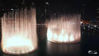 The Fountain of Dubai - All Night Long