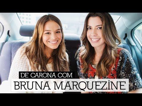#DeCarona Bruna Marquezine / Neymar, curtição com amigas, carreira, moda e mais!