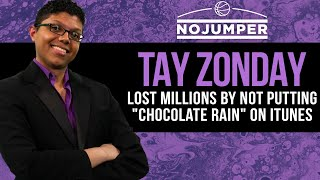 Tay Zonday Says He Lost Millions By Not Putting Chocolate Rain on iTunes