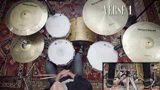 Build My Life Drums Tutorial Passion