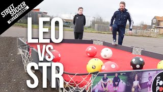 STR vs Leo FootPool Challenge - Day 56 of 90 Days