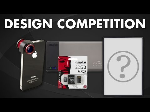 Design Contest : Win Some Awesome Prizes!