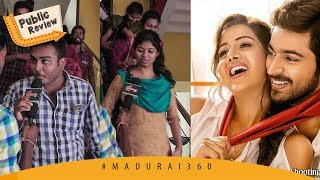 Pyaar Prema Kaadhal Movie Public Review | Harish Kalyan,Raiza,Rekha,Anand Babu