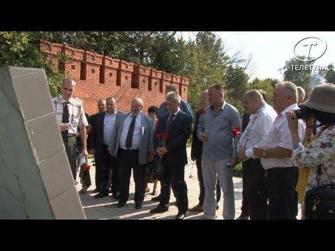 Полномочный министр-советник посольства республики Молдова в РФ посетил Тулу