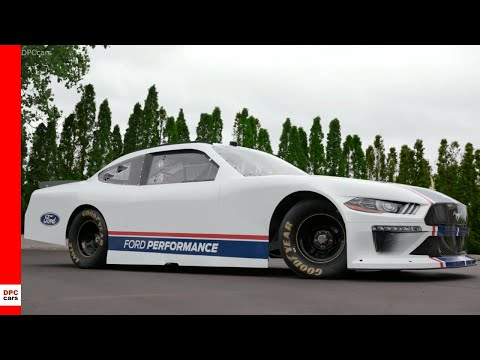 Ford Performance New 2020 NASCAR Xfinity Series Mustang