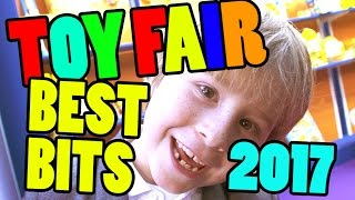 Toy Fair 2017: Exclusive highlights from London Toy Fair 2017 plus NEW ROBLOX and NERF!