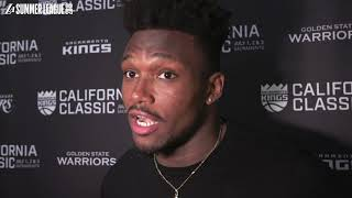Summer League Postgame: Nick Perkins (7/3/19)