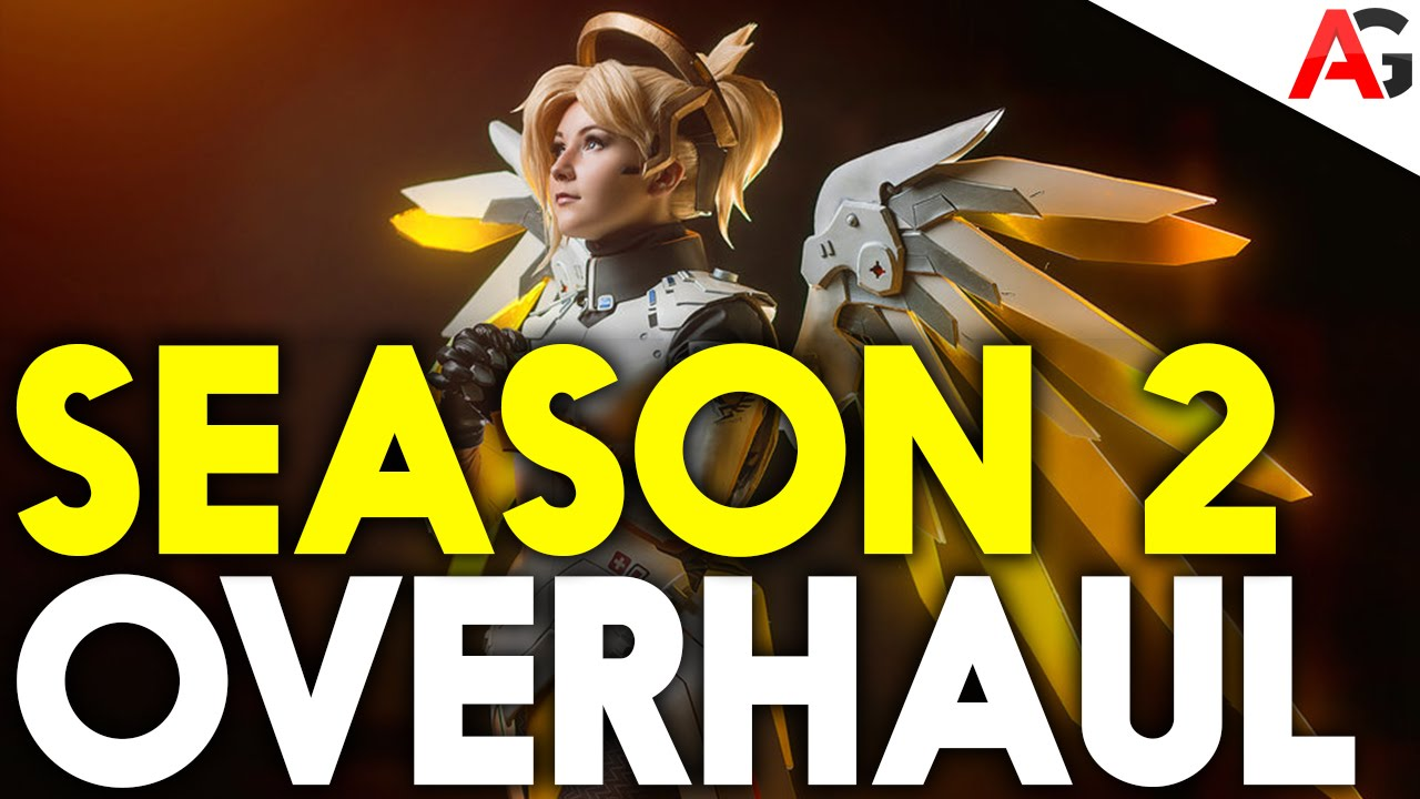 overwatch season 2 competitive changes updated ranking system