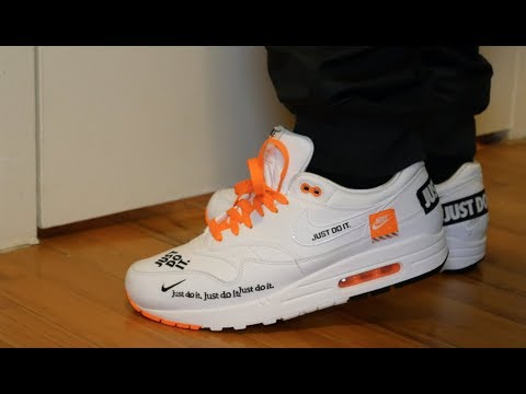 b7b517f221 Nike Air Max 1 JDI ( JUST DO IT ) - YouTube