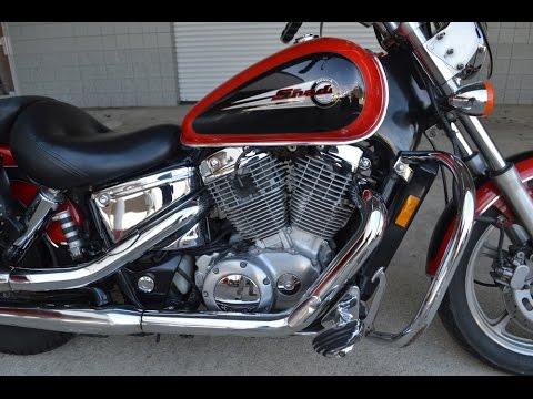 Used 2000 Honda Shadow Spirit 1100 For Sale Chattanooga Tn Ga Al