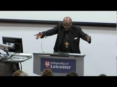Archbishop Desmond Tutu - Public Faith in a Secular Age
